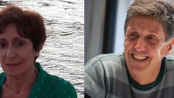 Los enfermeros Txaro Fernández y Daniel Alonso, premios COEGI 2019 por su trayectoria y contribución al desarrollo de la Enfermería