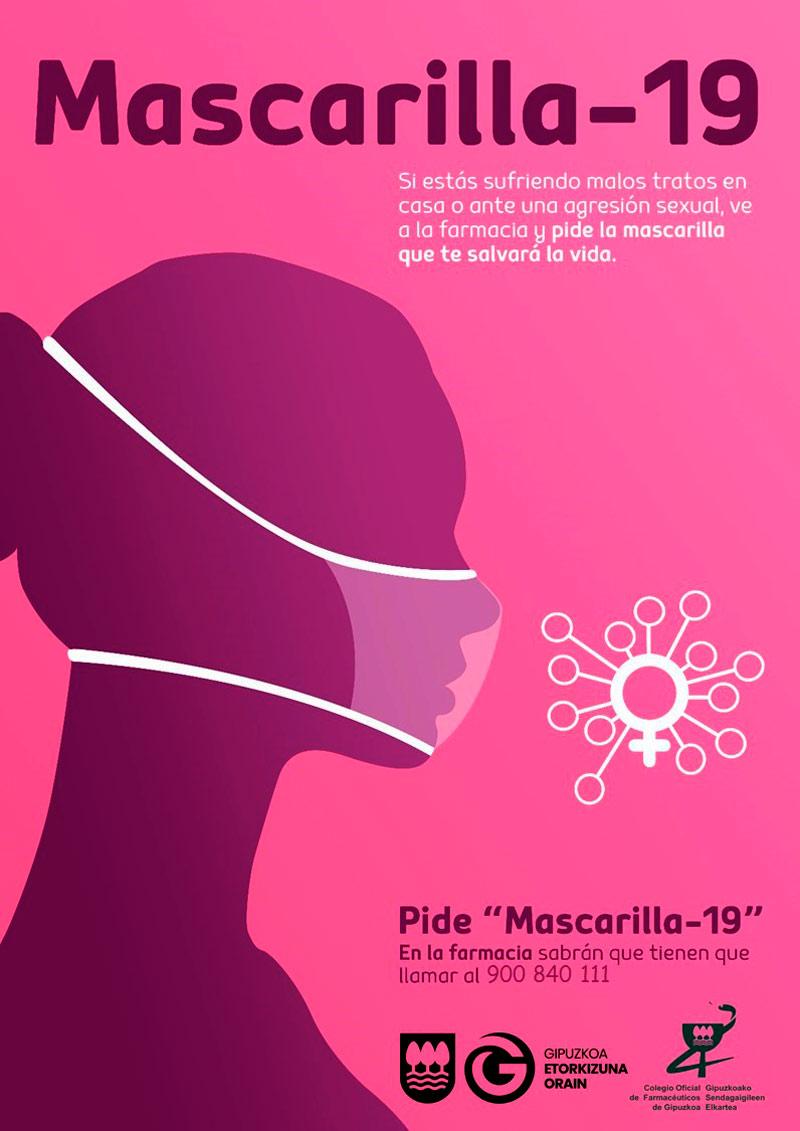 Mascarilla 19