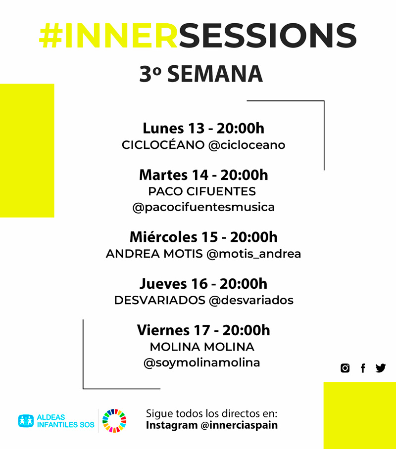 #InnerSessions