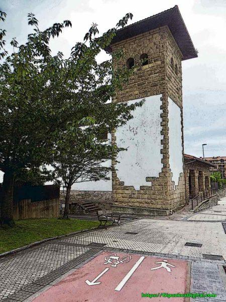 Donostia San Sebastián bidegorri de Aiete
