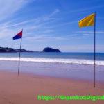 Zarautz 2020, temporada de playas, control de aforos