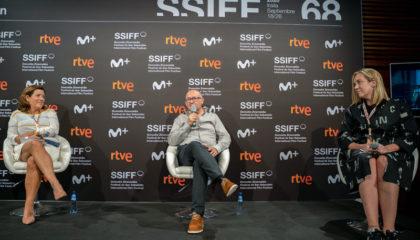Zinema-aretoen eginkizuna aldarrikapen bilakatu da 'La trinchera infinita' filmari egokitutako VI. EZAE Sariaren banaketa-ekitaldian