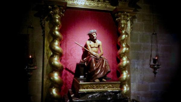 Ecce-Homo de San Vicente en el tráiler de Rifkin's Festival