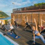 Lasala Plaza Hotel, en colaboración con 802 Yoga Studio