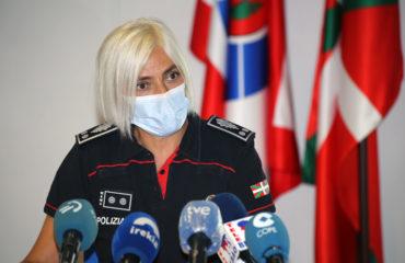 infracciones penales en Euskadi