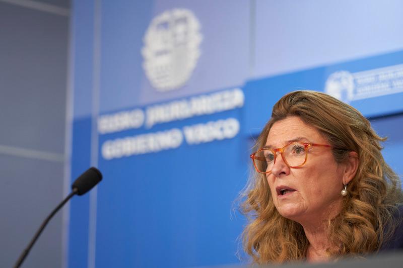 Gobierno Vasco, fuente: Irekia, texto, vídeos, foto y audio