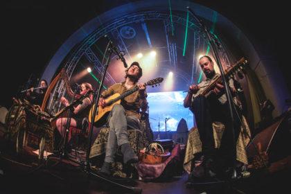 """El grupo de folk gallego Sangre de Muérdago está de vuelta. Hoy se publica en plataformas digitales su nuevo álbum """"Xuntas"""""""