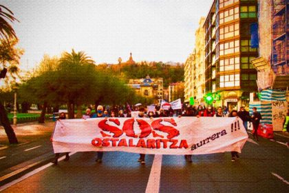SOS Ostalaritza Donostia San Sebastián