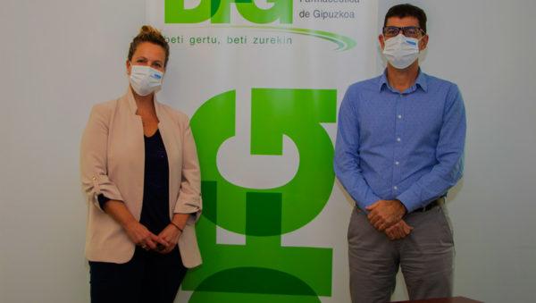 DFG firma un acuerdo con Wolfratex para garantizar el abastecimiento de mascarillas
