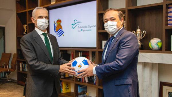 Policlínica Gipuzkoa Real Sociedad
