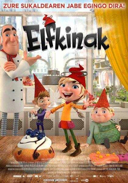'Elfkinak' llega este viernes a las salas de la CAV dentro del programa Zinema Euskaraz
