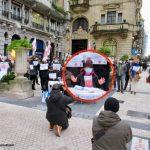 Rosa Garcia Stop Desahucios Donostia San Sebastián