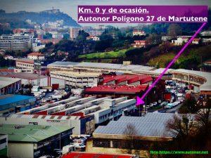 Donostia San Sebastián Autonor S.L. Tel 943 45 15 18 Paseo de Ubarburu, 30, Polígono 27 de Martutene