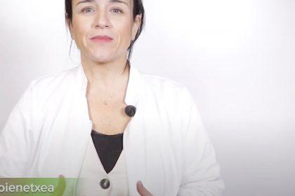 Foto: Estibaliz Goienetxea, directora técnica del COFG protagoniza el videoconsejo.