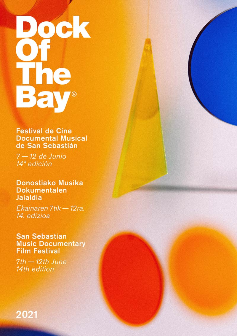 Dock of the Bay, Festival de Cine Documental Musical de Donostia 2021