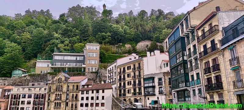 establecimientos hoteleros de Euskadi
