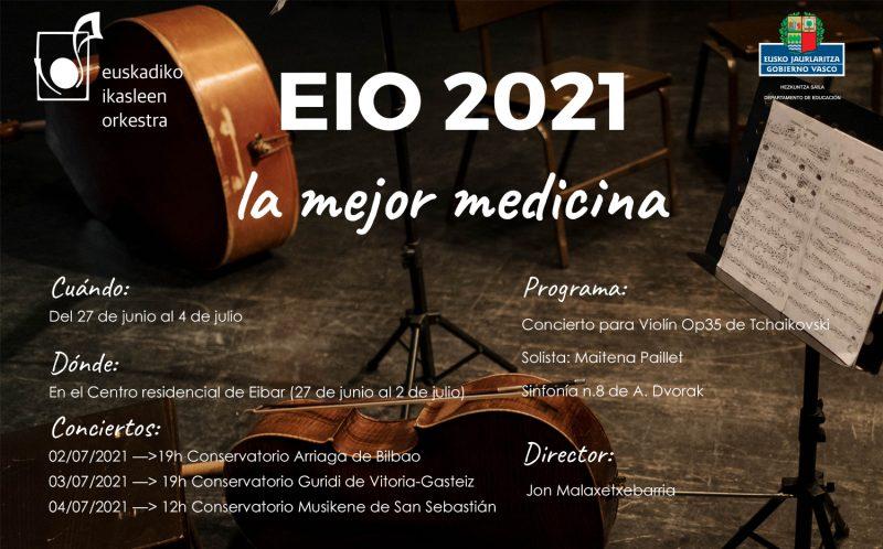 Concierto4 de julio, domingoMusikene - Donostia12:00h