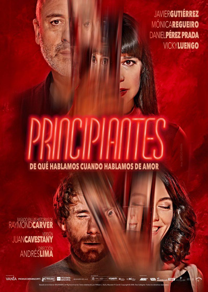 La actriz Mónica Regueiro llega al Teatro Victoria Eugenia bajo la batuta de Andrés Lima con Principiantes