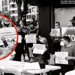 Rosa Garcia Kaleratzeak STOP Desahucios Donostia
