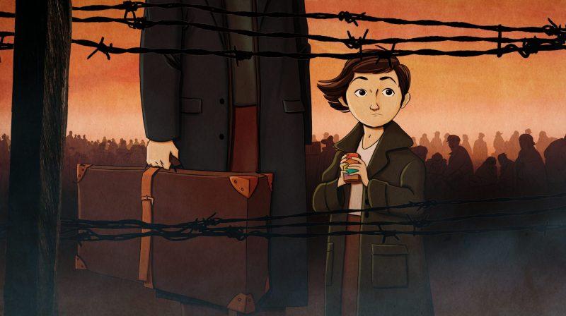 'Winnipeg, el barco de la esperanza', Elio Quirogak eta Beñat Beitiak zuzendua (Dibulitoon Studio, La Ballesta, El otro Film, Midralgar), ekainaren 10ean aurkeztuko da Animation Days sailean
