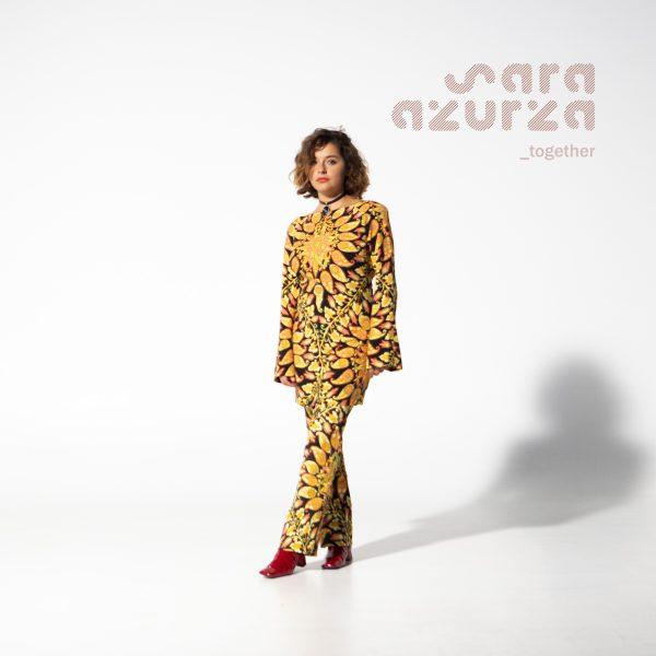 """La cantante donostiarra Sara Azurza publica hoy en plataformas digitales su nuevo single """"Together"""""""